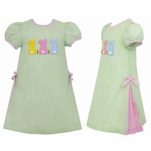 Claire & Charlie Cottontails Dress