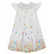 Claire & Charlie Butterfly Floral Bishop