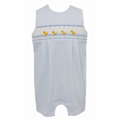 Petit Bebe Baby Ducks Knit Jon Jon