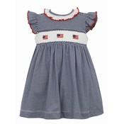 Petit Bebe Flags Knit Dress