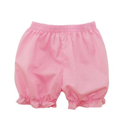 Zuccini Smocked Cupcake Clara Pink Bloomer Set