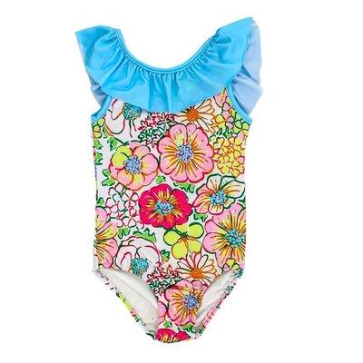 J Bailey Buttercup Spandex 1PC Swimsuit