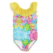 J Bailey Poolside 1PC Spandex Swimsuit