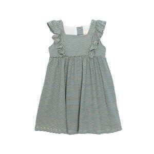 Mabel & Honey Blue Stripe Knit Dress