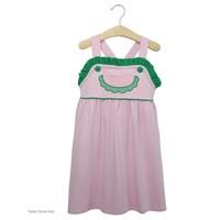 Trotter Street Kids Watermelon Knit Dress