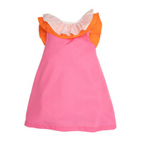 The Oaks Apparel Ally Kole Pink/Orange Dress