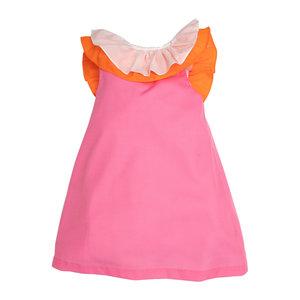 The Oaks Apparel Ally Kole Pink/Orange Dress