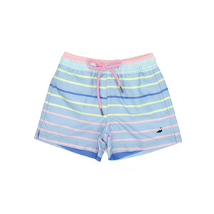 Properly Tied Santa Monica Stripe Swimtrunk