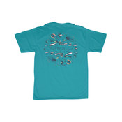 Properly Tied Emerald Stay Fly SS Tee