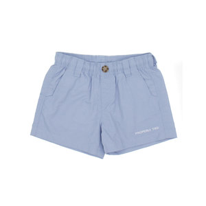 Properly Tied Mallard Sky Blue Short