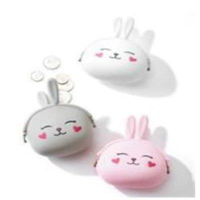 Giftcraft Inc. Asst. Bunny coin Purse