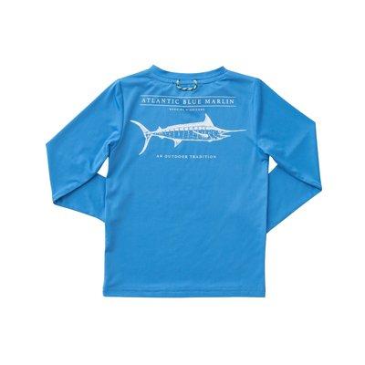 Prodoh Blue Perennial Marlin Sunshirt