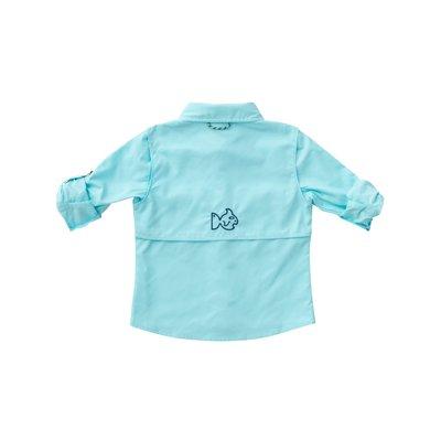 Prodoh Aqua Solid Vented Back Fishing Shirt