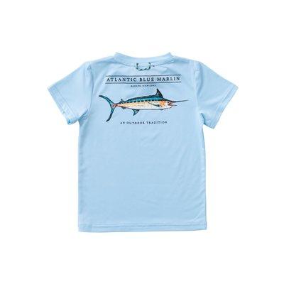 Prodoh Arctic Blue Marlin Perfomance Tee