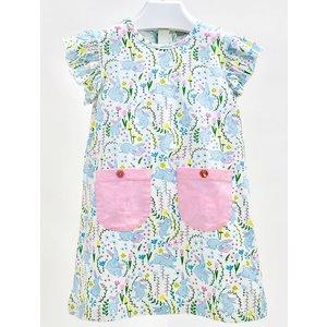 Ishtex Textile Products, Inc Bunny A-line Dress