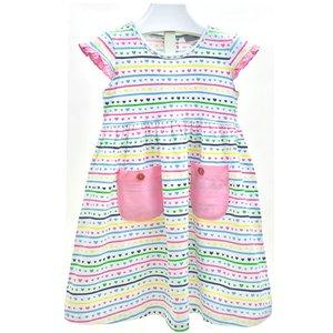 Ishtex Textile Products, Inc Hearts Empire Dress