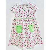 Ishtex Textile Products, Inc Raspberry Empire Dress