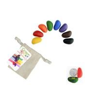 Crayon Rocks 8 Colors in a Muslin Bag Crayon Rocks