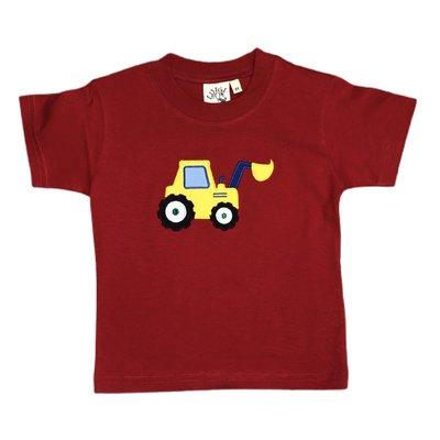 Luigi Red Front Loader T'shirt