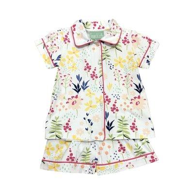 Sage & Lilly Grayton Garden Floral Knit Loungewear Set