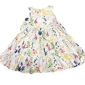 Sage & Lilly Grayton Garden Floral Knit Frannie 4 Panel Dress
