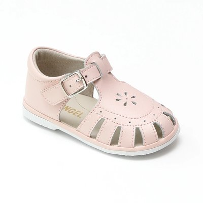 L'Amour Angel Shelby Caged Sandal