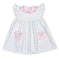 Baby Bliss Chiara Pima Dress