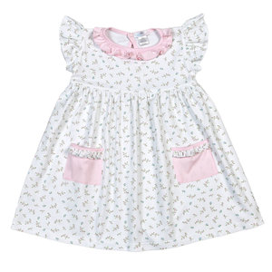 Baby Bliss Chiara Pima Dress