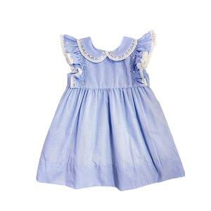 Remember Nguyen Blue Dolly Dress