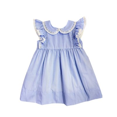 Remember Nguyen Blue Dolly Dress