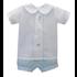 Remember Nguyen Blue Birthday Boy Short Set