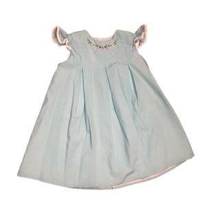 Remember Nguyen Seafoam Frances Dress