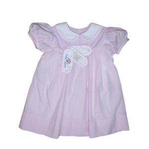 Remember Nguyen Pink Emma Dress