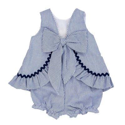 Bailey Boys Shrimp Boat Angel Dress w/Bloomer