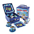 Floss and Rock Construction Tin Coffee Set in Case