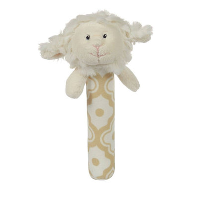 Maison Chic Little The Lamb Stick Rattle