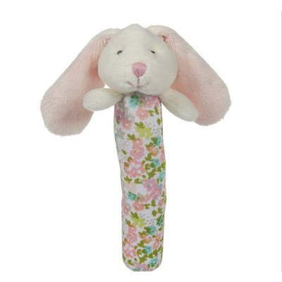 Maison Chic Beth The Bunny Stick Rattle