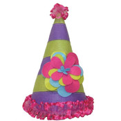 Groovy Holidays Lulu Party Hat