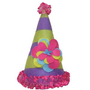 Groovy Holidays Lulu Party Hat