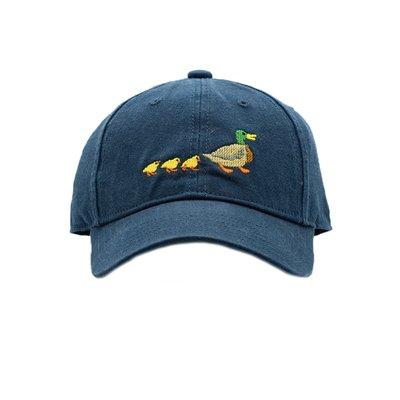Harding Lane Ducklings On Navy Baseball Hat