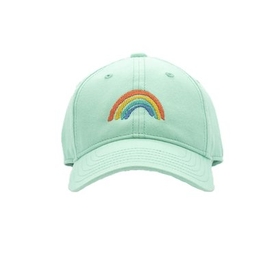 Harding Lane Rainbow on Keys Green Baseball Hat
