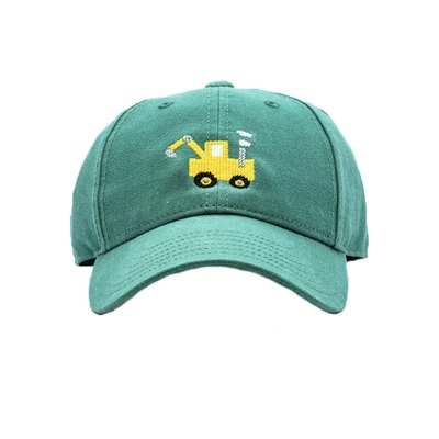 Harding Lane Tractor on Moss Green Baseball Hat