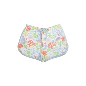 Beaufort Bonnet Company Cheryl Shorts - Bimini Botanical/Buckhead Blue