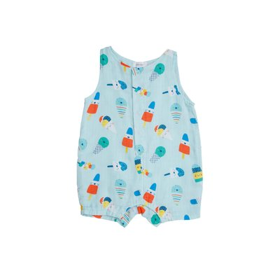 Angel Dear Popsicles Shortie Romper
