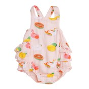 Angel Dear Floaties Ruffle Sunsuit