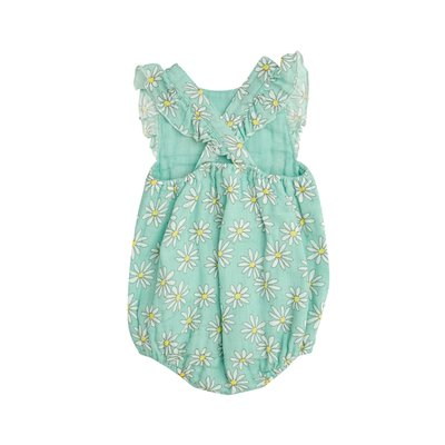 Angel Dear Flower Power Sunsuit