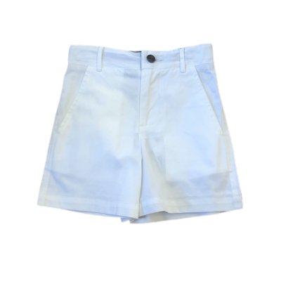 SouthBound Dress Shorts - White