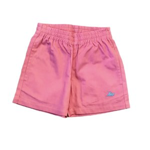 SouthBound Play Shorts - Coral
