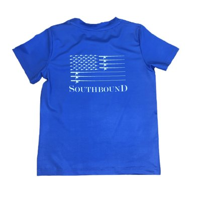 SouthBound Perforamnce Tee - Lure/Rods