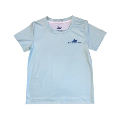 SouthBound Performance Tee - Sailboat